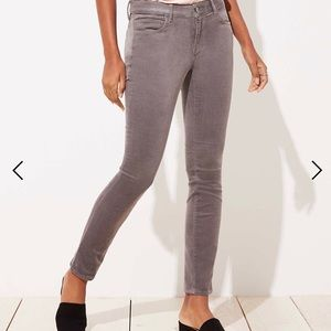 Tall Corduroy skinny pants